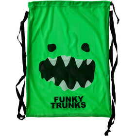 Funky Trunks Mesh Gear Bag, mad monster